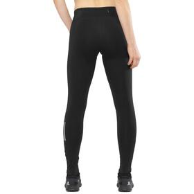 Salomon Agile Warm Leggings Dames, black